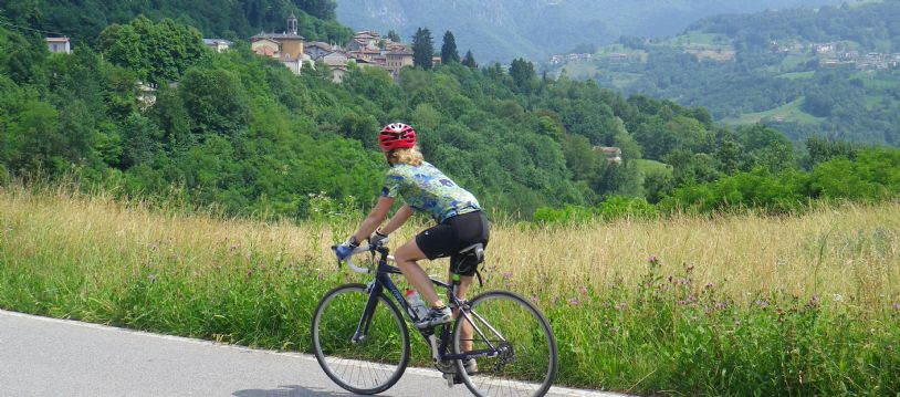 A superb road cycling holiday in Italy which explores the Nothern Lake District, an area synonymous with cycling history. The Giro d'Italia almost always visits the region and, perhaps even more famously, it is the setting for the Tour of Lombardy, or