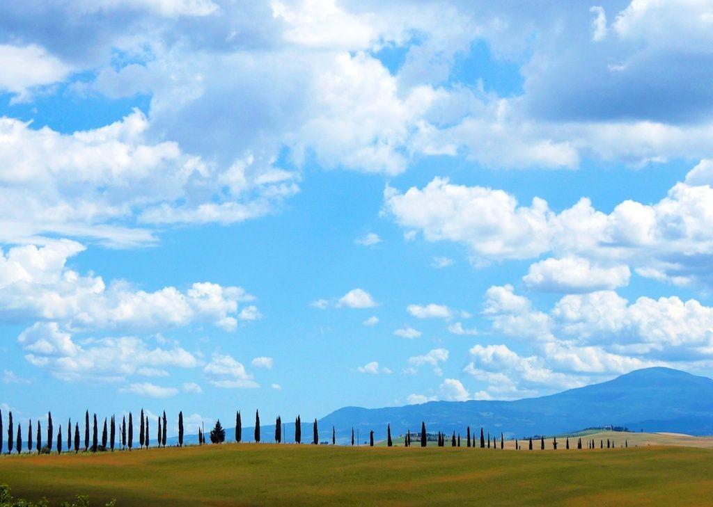 scenery-cycling-in-tuscany-italy.jpg - Italy - Tuscany Tourer - Guided Road Cycling Holiday - Italia Road Cycling