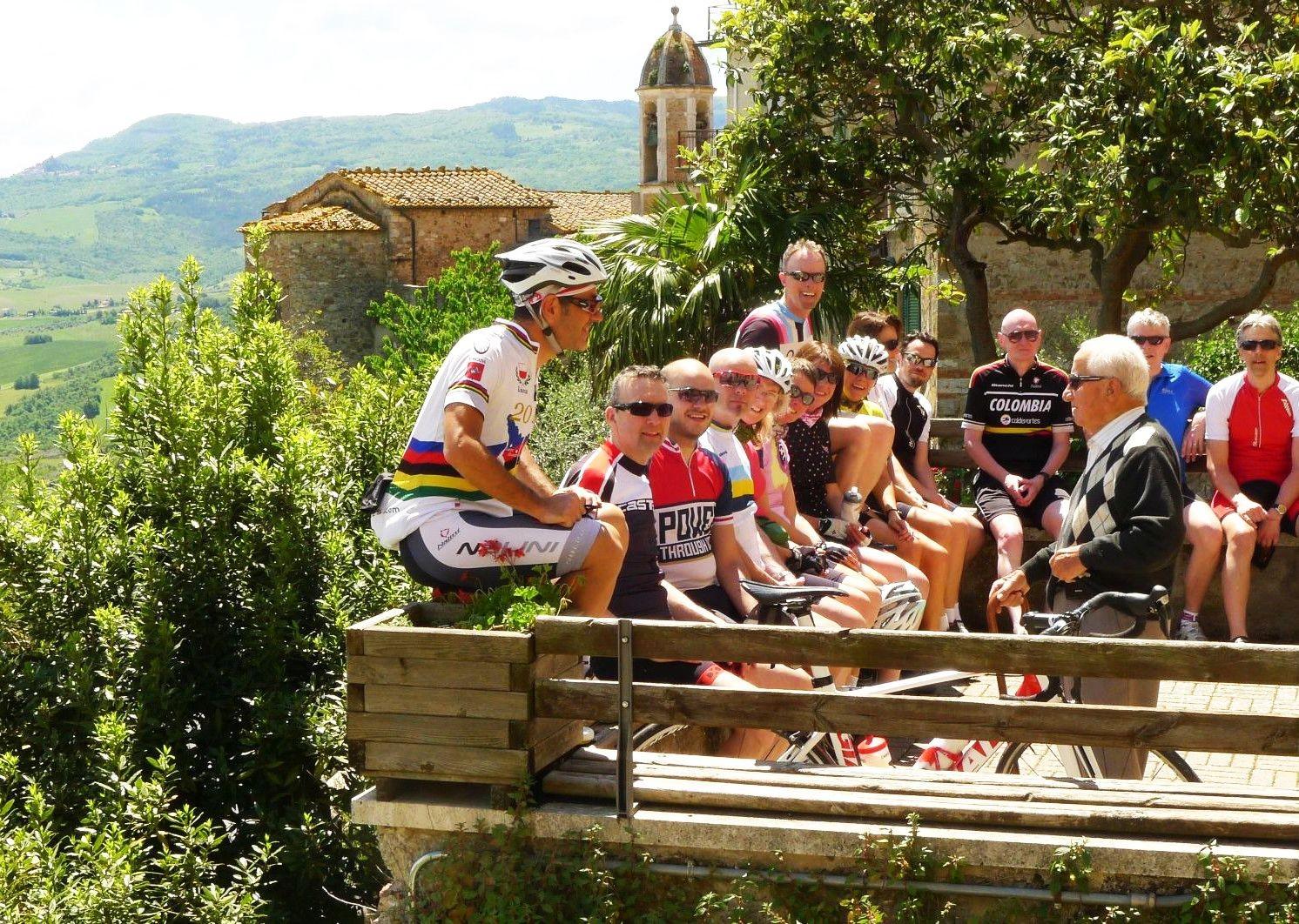 guided-group-cycling-holiday-tuscany-italy.jpg - Italy - Tuscany Tourer - Guided Road Cycling Holiday - Italia Road Cycling