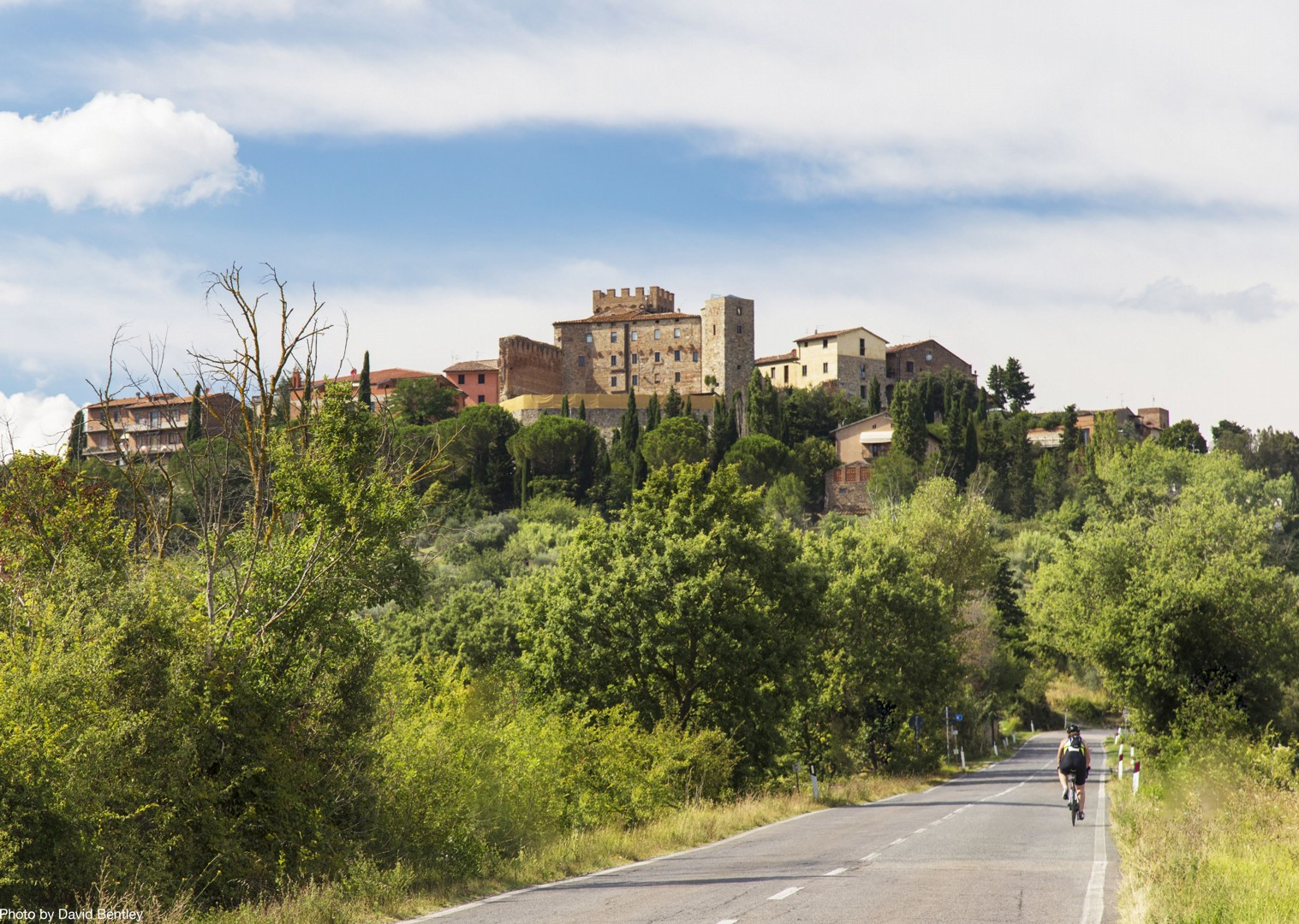 road-cycling-in-tuscany-italy.jpg - Italy - Tuscany Tourer - Guided Road Cycling Holiday - Italia Road Cycling