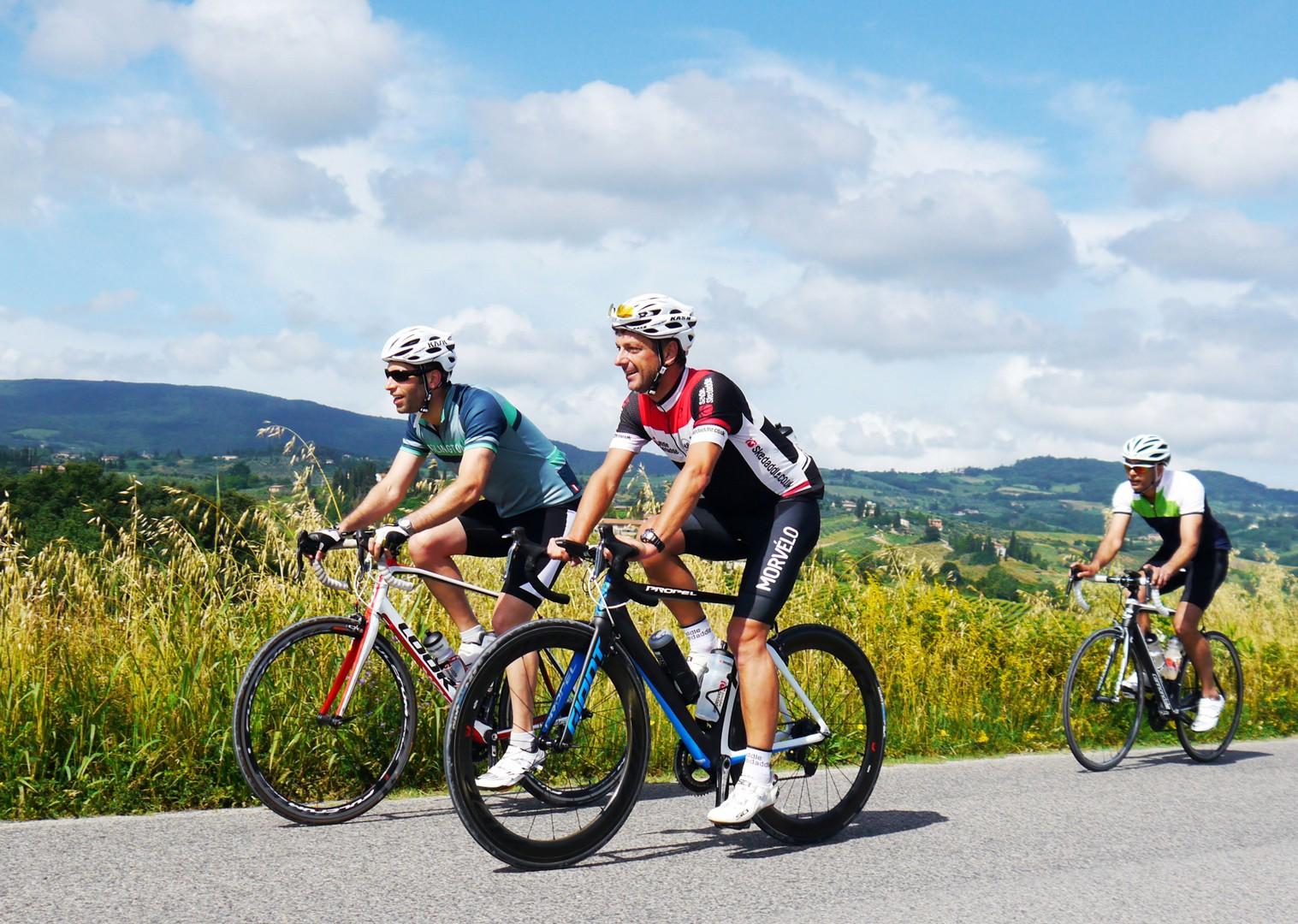 italy-tuscany-guided-cycling-holiday.jpg - Italy - Tuscany Tourer - Guided Road Cycling Holiday - Italia Road Cycling