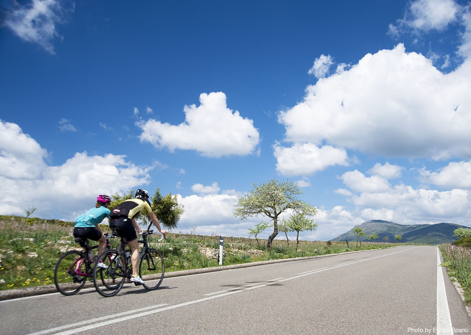 Road-Cycling-Holiday-Italy-Sardinia-Sardinian-Mountains-Flumendosa-Valley.jpg - Italy - Sardinia - Sardinian Mountains - Guided Road Cycling Holiday - Italia Road Cycling