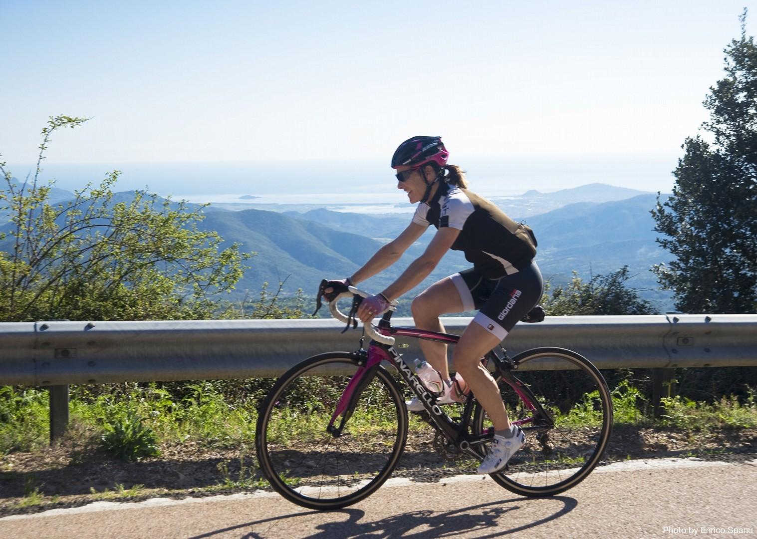 Guided-Road-Cycling-Holiday-Sardinia-Sardinian-Mountains-Monte-Corrasi.jpg - Italy - Sardinia - Sardinian Mountains - Guided Road Cycling Holiday - Italia Road Cycling