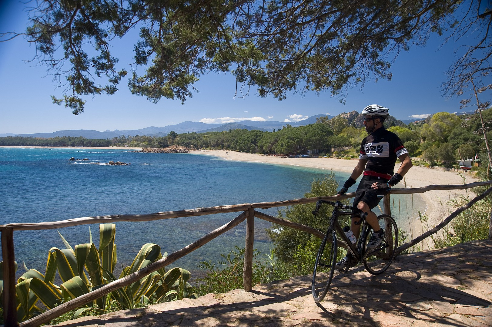 ESP2512.jpg - Italy - Sardinia - Mountain Explorer - Guided Road Cycling Holiday - Italia Road Cycling