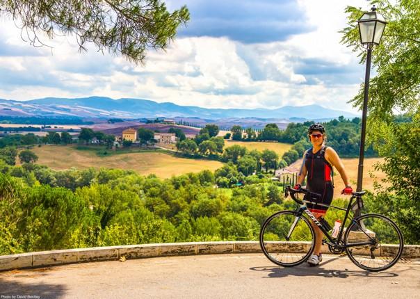 Italy - Tuscany - Giro della Toscana - Self-Guided Road Cycling Holiday Image