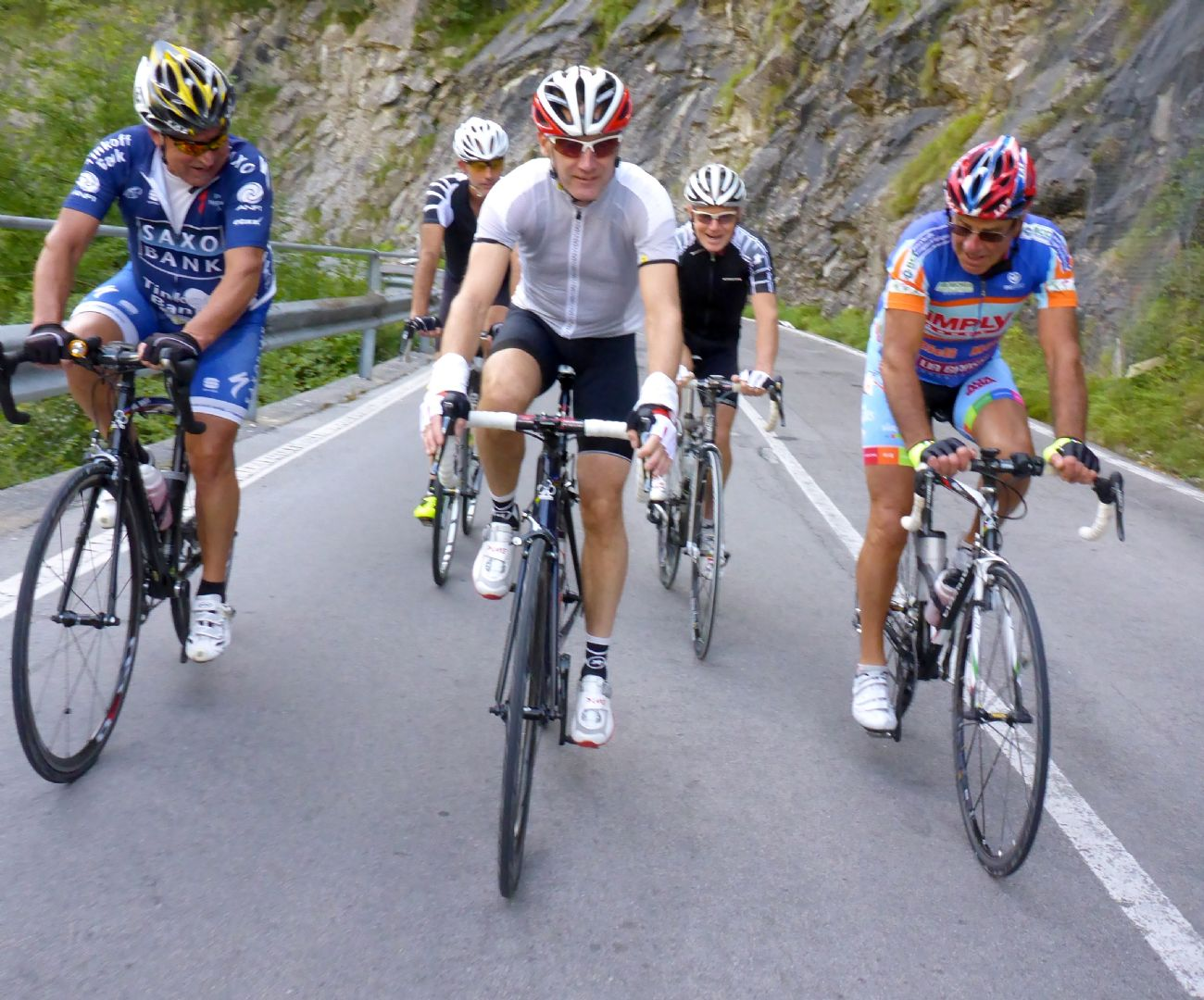 Seaside bound.jpg - Italy - Garfagnana - The Mountains of Tuscany - Italia Road Cycling