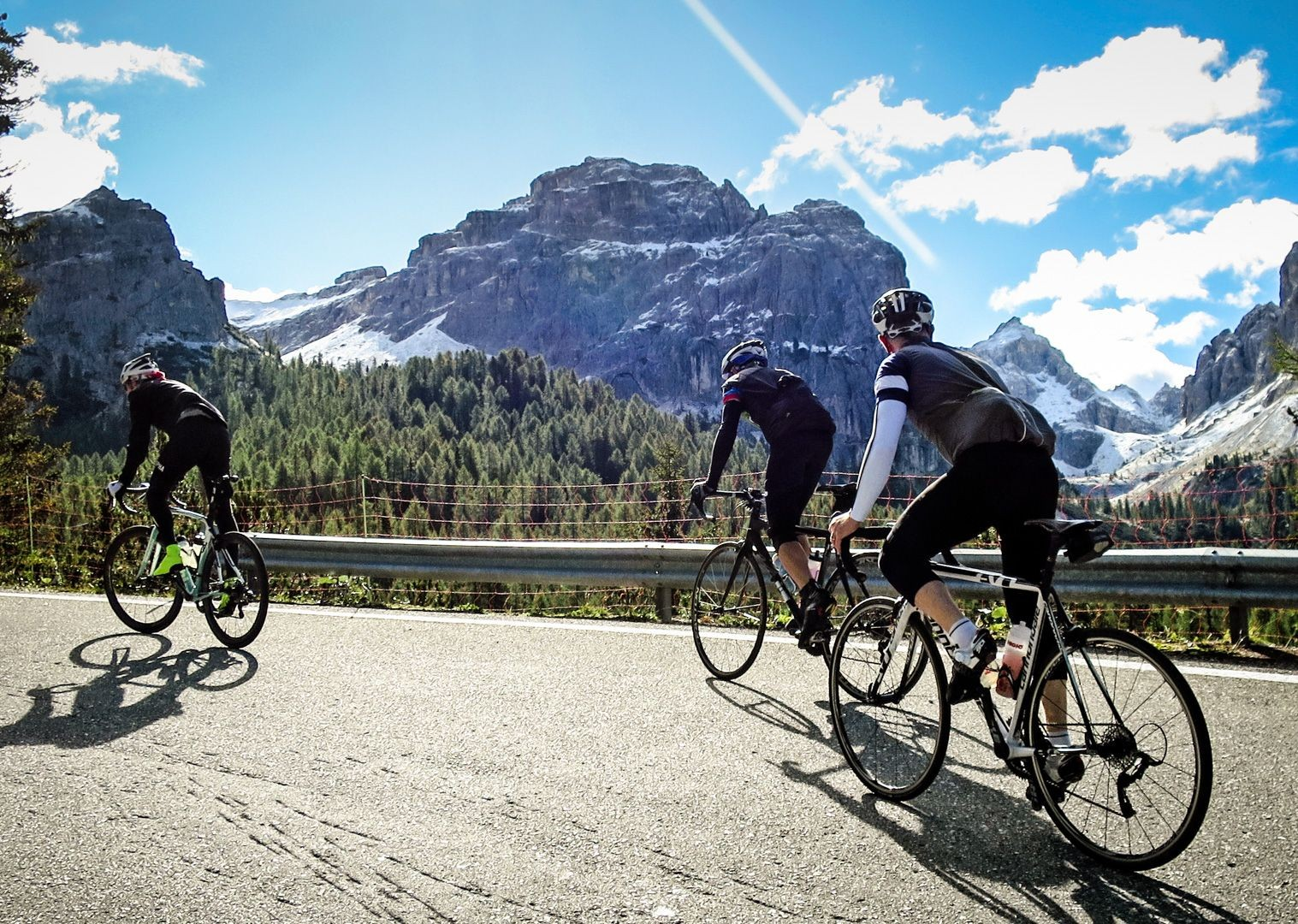 challenging-climbs-italian-dolomites-road-bike-skedaddle.jpg - Italy - Raid Dolomiti - Guided Road Cycling Holiday - Italia Road Cycling