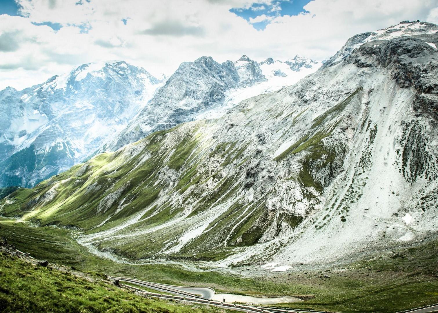 mountain-scenary-france-switzerland-italy-skedaddle-holiday.jpg - Italy - Raid Dolomiti - Guided Road Cycling Holiday - Italia Road Cycling