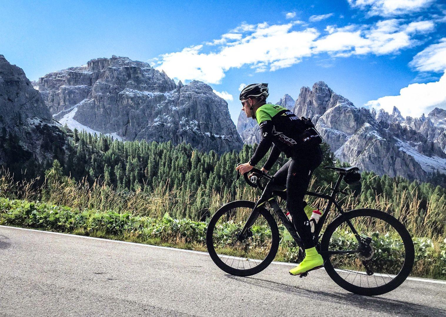 italian-dolomites-road-cycling-holiday.jpg - Italy - Raid Dolomiti - Guided Road Cycling Holiday - Italia Road Cycling