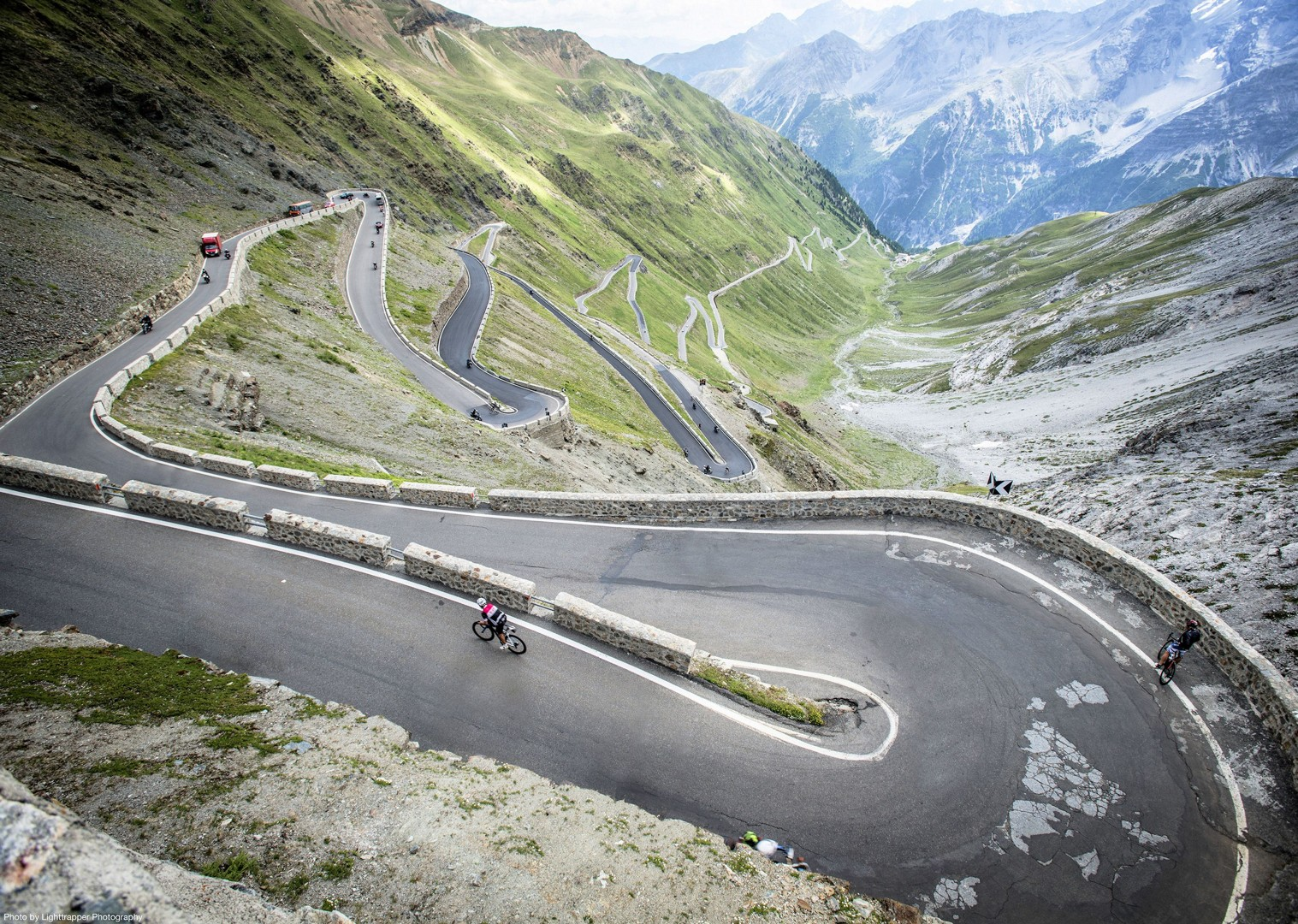 stelvio-guided-road-cycling-holiday.jpg - Italy - Italian Alps Introduction - Guided Road Cycling Holiday - Italia Road Cycling