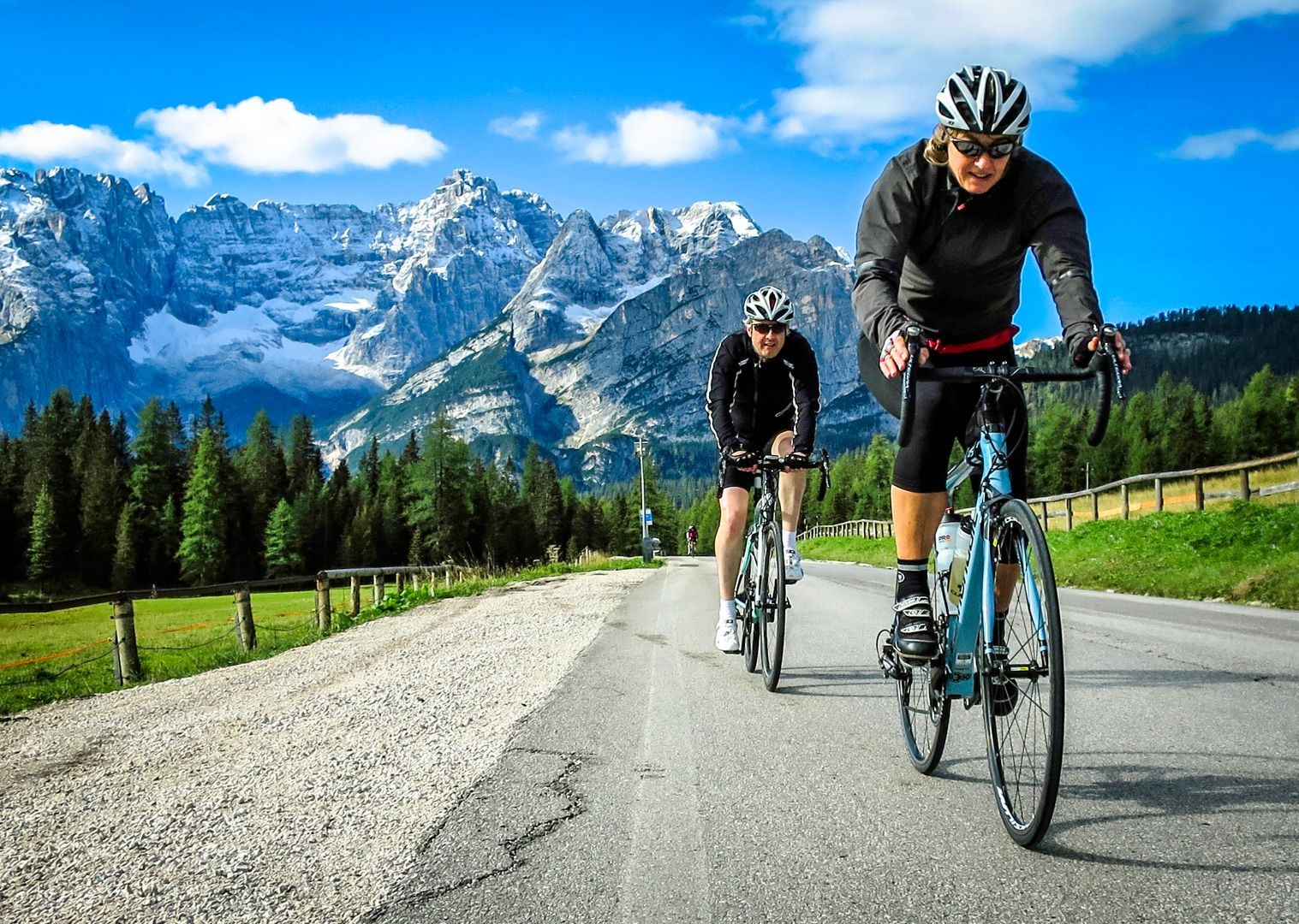 sella-ronda-italy-road-cycling-gran-fondo-holiday.jpg - Italy - Italian Dolomites - Guided Road Cycling Holiday - Italia Road Cycling