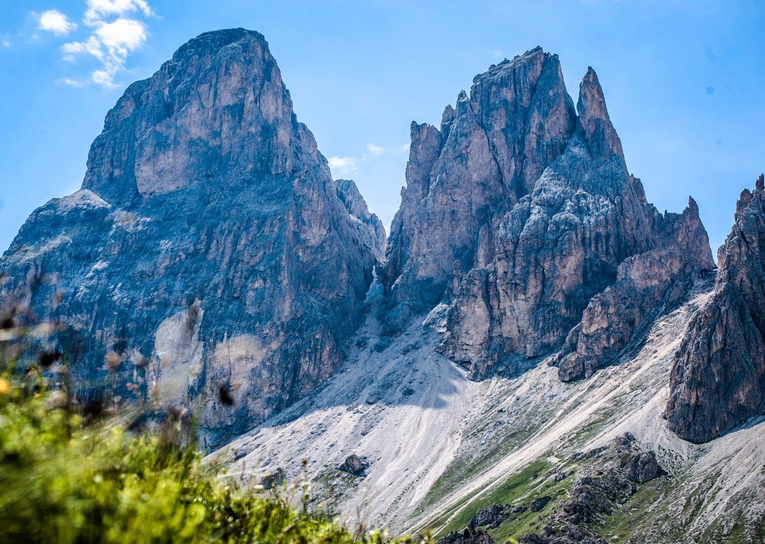 stunning-switzerland-italy-mountain-scenery-cycling-holiday-road.jpg - Italy - Italian Dolomites - Guided Road Cycling Holiday - Italia Road Cycling