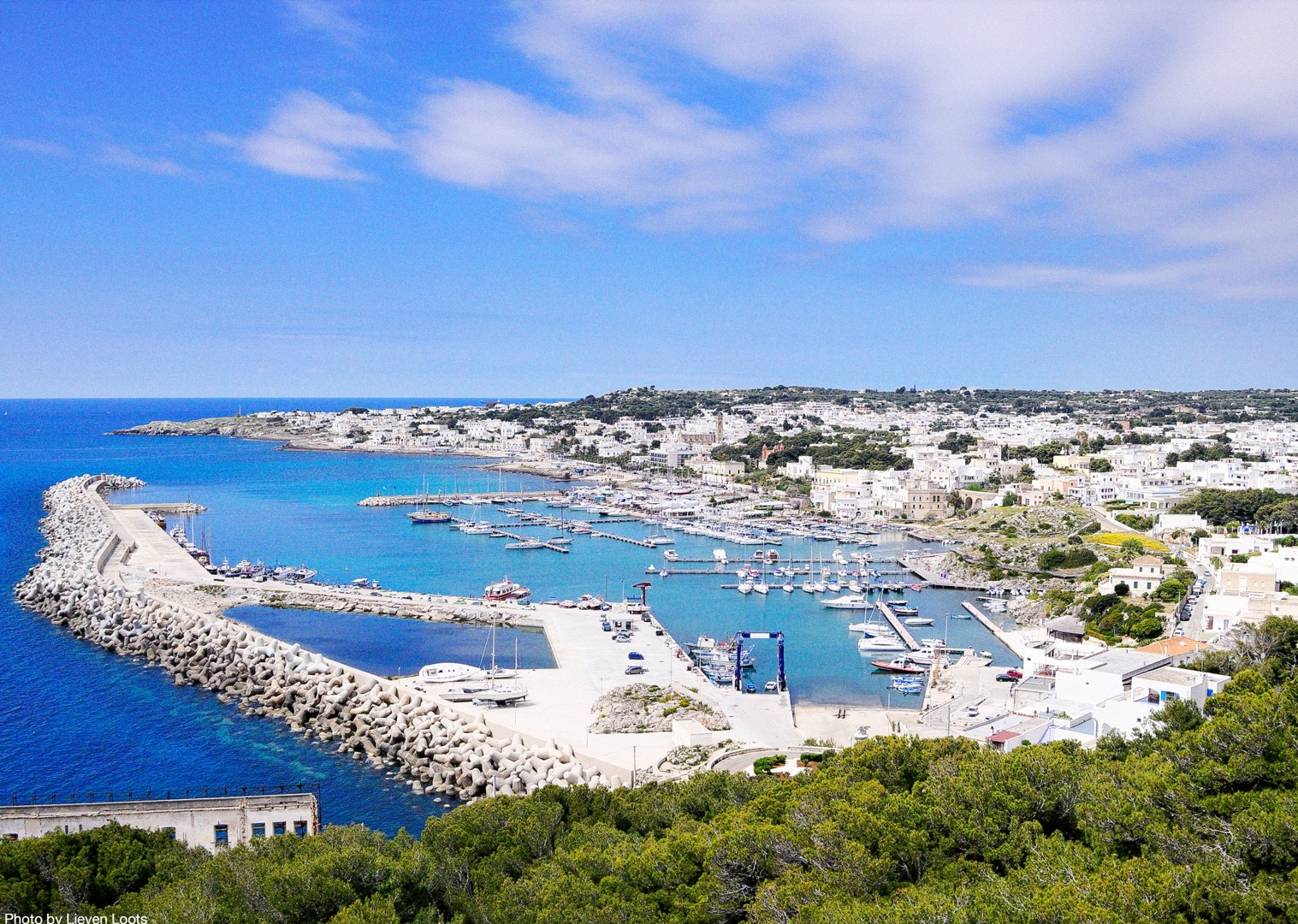 puglia-coast-marina-italy-cycling-holiday.jpg - Italy - Puglia - The Heel of Italy - Self-Guided Road Cycling Holiday - Italia Road Cycling