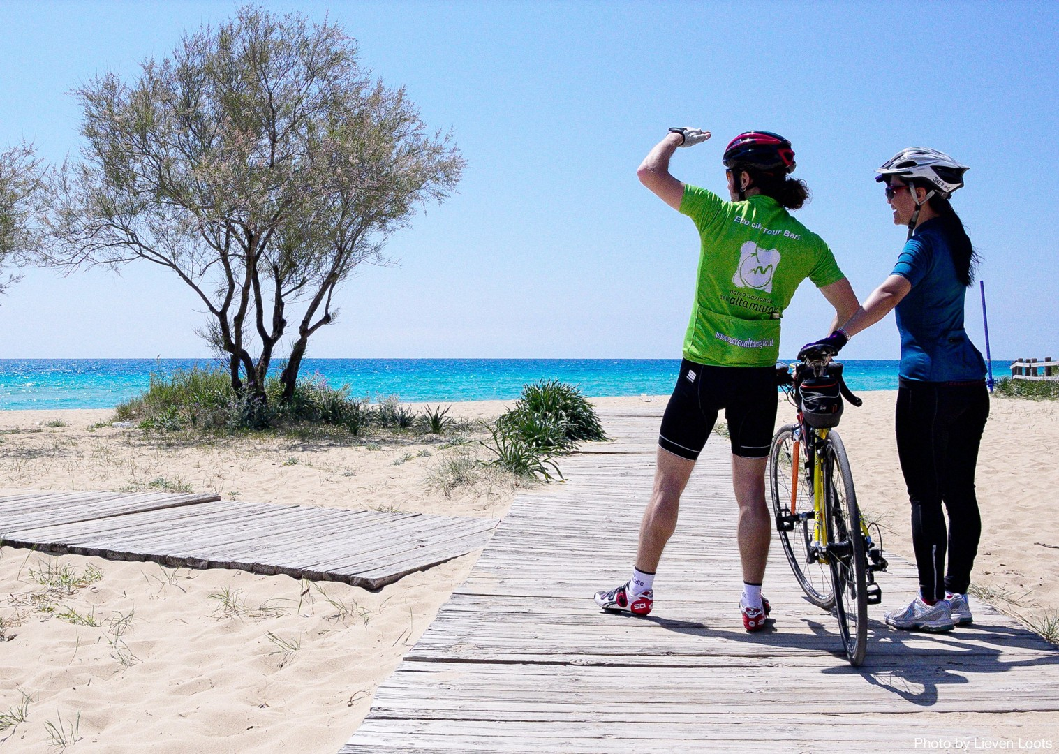 views-italy-coast-puglia-holiday.jpg - Italy - Puglia - The Heel of Italy - Self-Guided Road Cycling Holiday - Italia Road Cycling