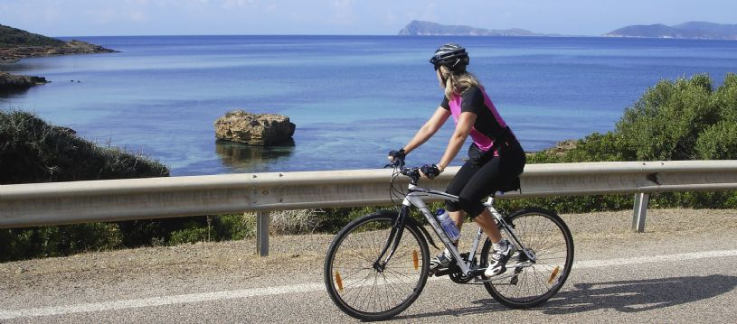 Our Island Flavours cycling holiday in Italy will see you cycling in Sardinia's south-west corner, a place bursting with expanses of vineyards and olive groves, oak wooded valleys, high rugged cliffs dotted with Spanish watchtowers, splendid beaches and secluded coves ...