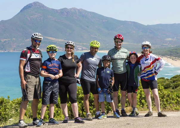 Sardinia - Family Flavours - Guided Family Cycling Holiday Thumbnail