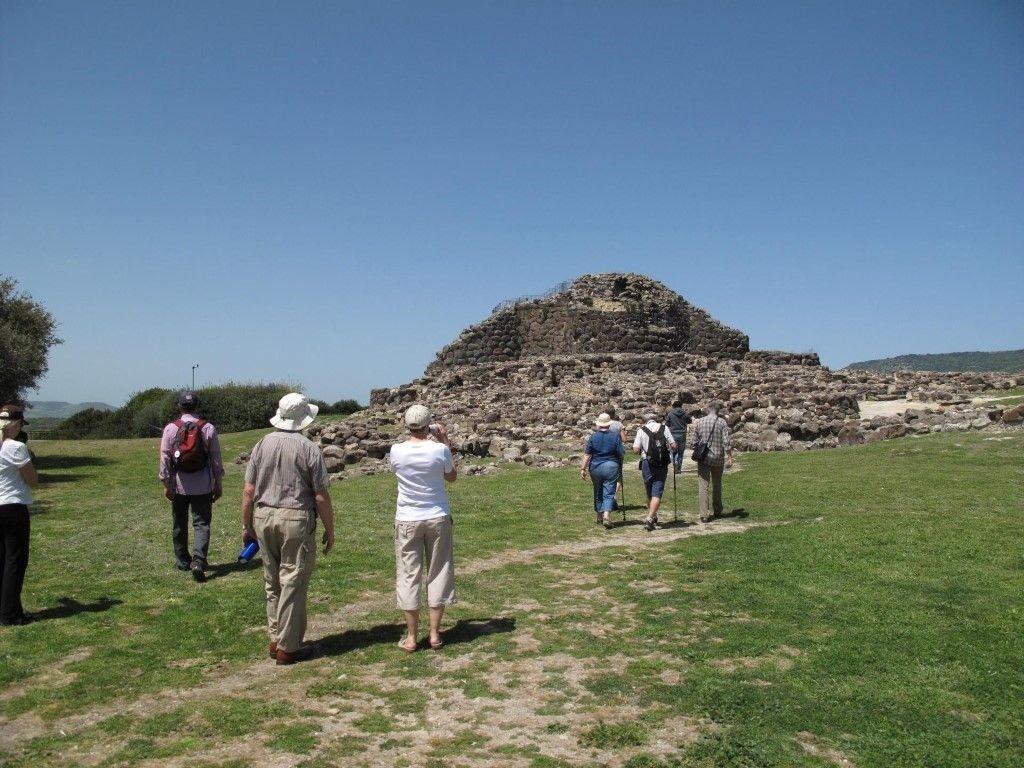 Day 1 - Barumini.jpg - Sardinia - South West Coast and Mountains Walk - Guided Holiday - Walking