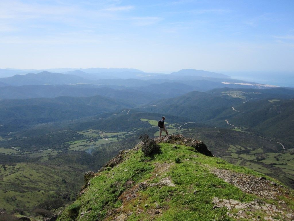 Day 3 - Monte Arcuentu 2.JPG - Sardinia - South West Coast and Mountains Walk - Guided Holiday - Walking