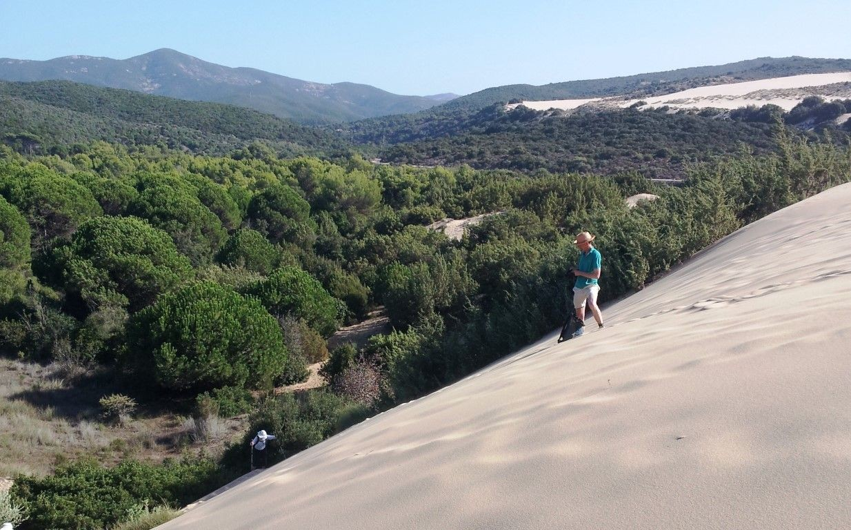 day 4 - Piscinas Dunes.jpg - Sardinia - South West Coast and Mountains Walk - Guided Holiday - Walking