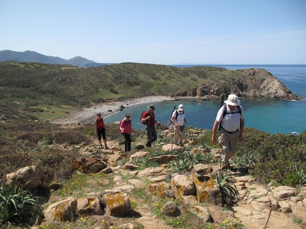 Day 6 - Capo Pecora.jpg - Sardinia - South West Coast and Mountains Walk - Guided Holiday - Walking