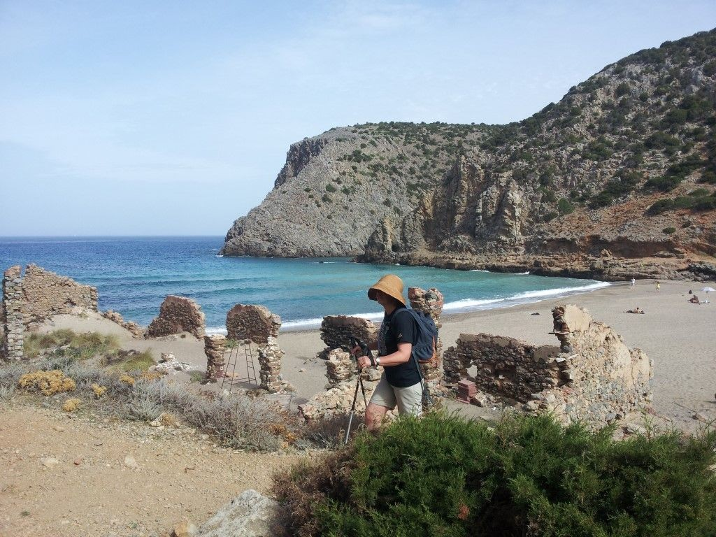 day 7 - Cala Domestica 2.jpg - Sardinia - South West Coast and Mountains Walk - Guided Holiday - Walking