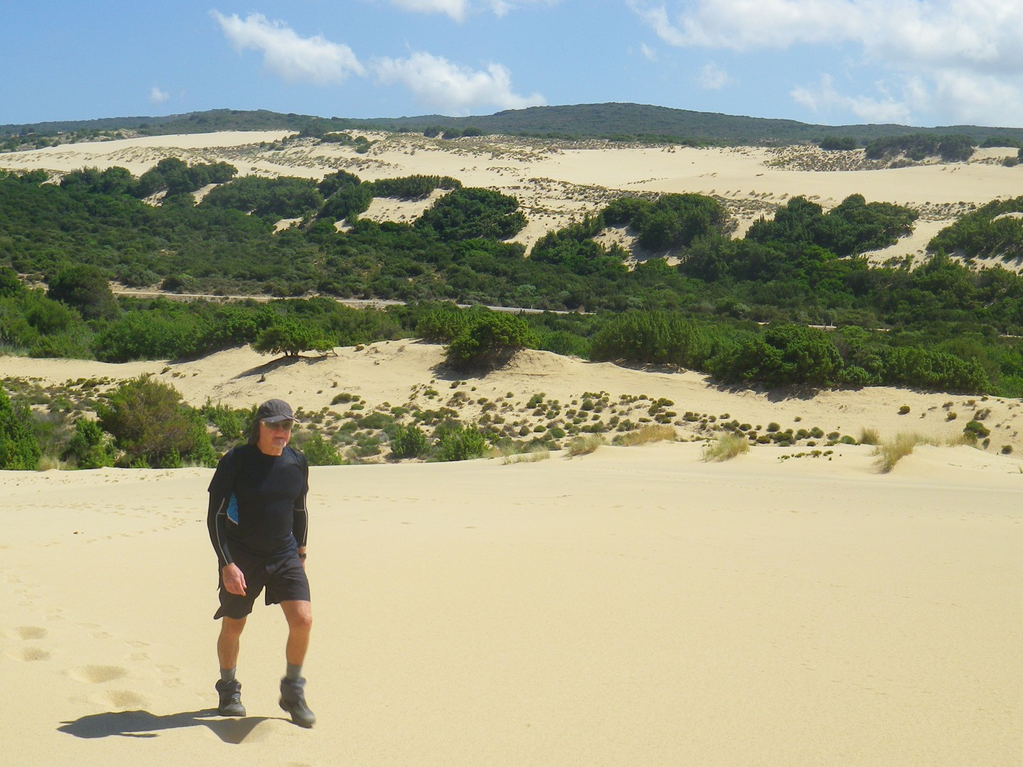 Dune.jpg - Sardinia - South West Coast and Mountains Walk - Guided Holiday - Walking