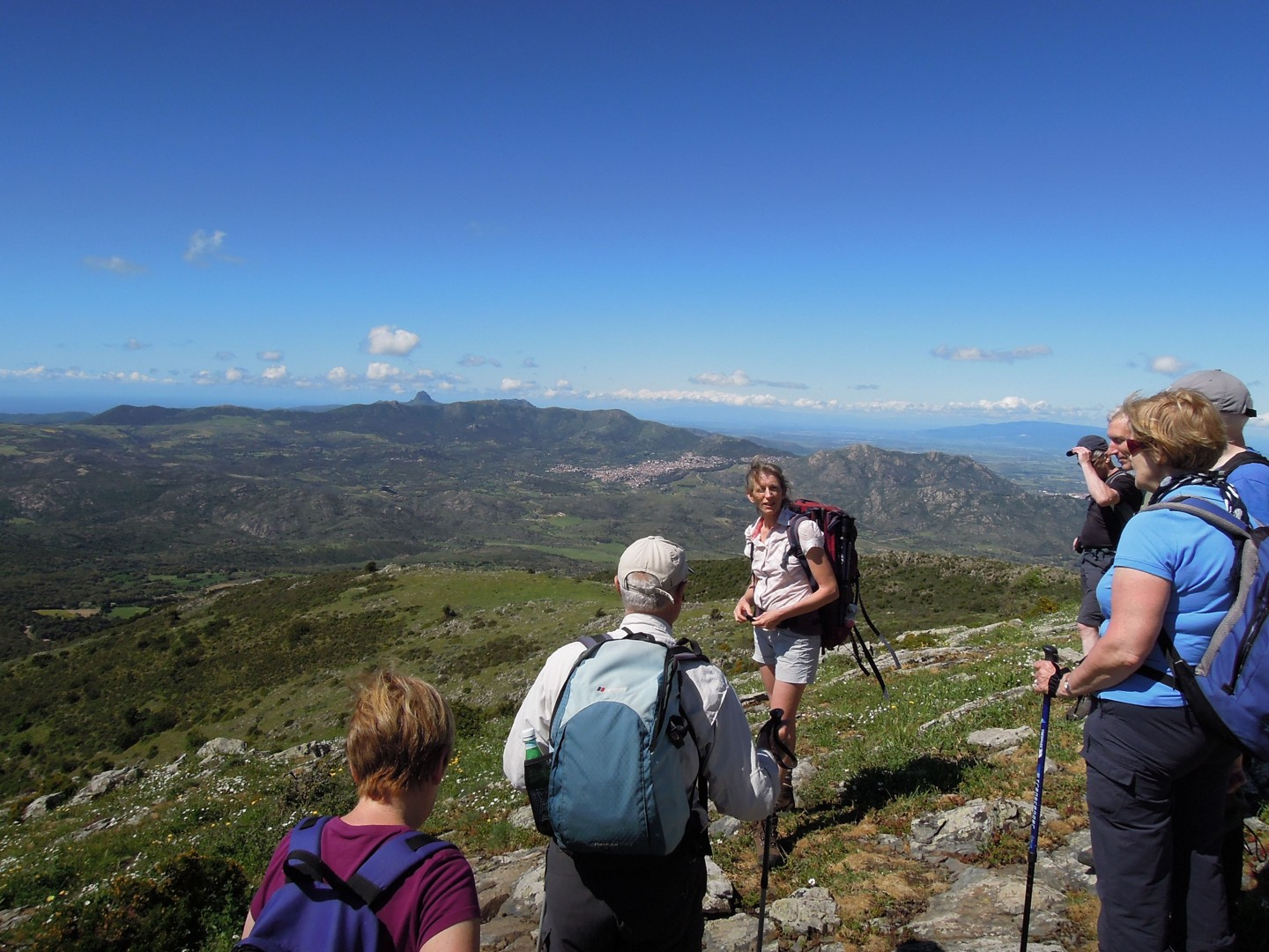 Mt Linas.jpg - Sardinia - South West Coast and Mountains Walk - Guided Holiday - Walking