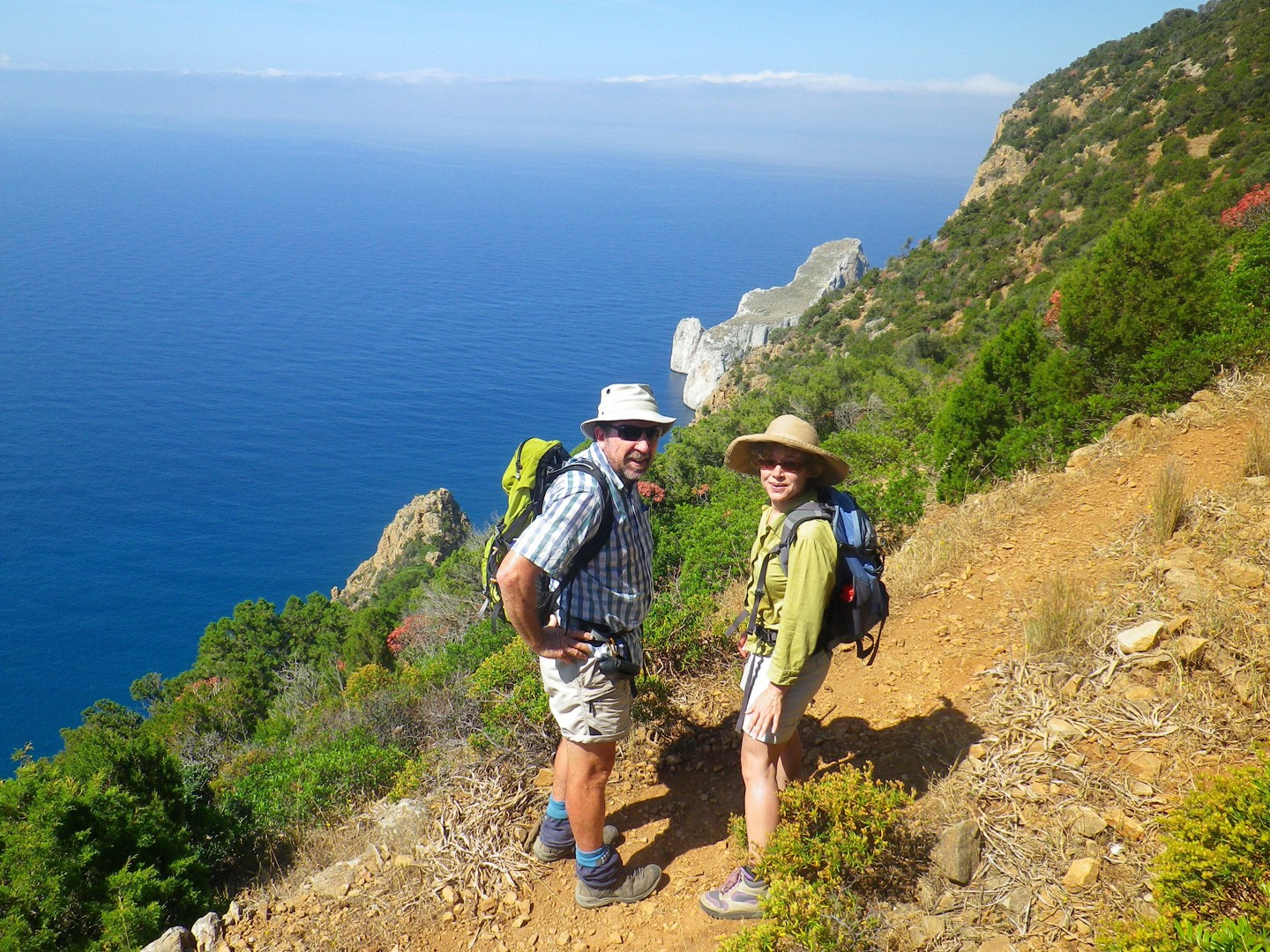 Pan di Zucchero 2.jpg - Sardinia - South West Coast and Mountains Walk - Guided Holiday - Walking