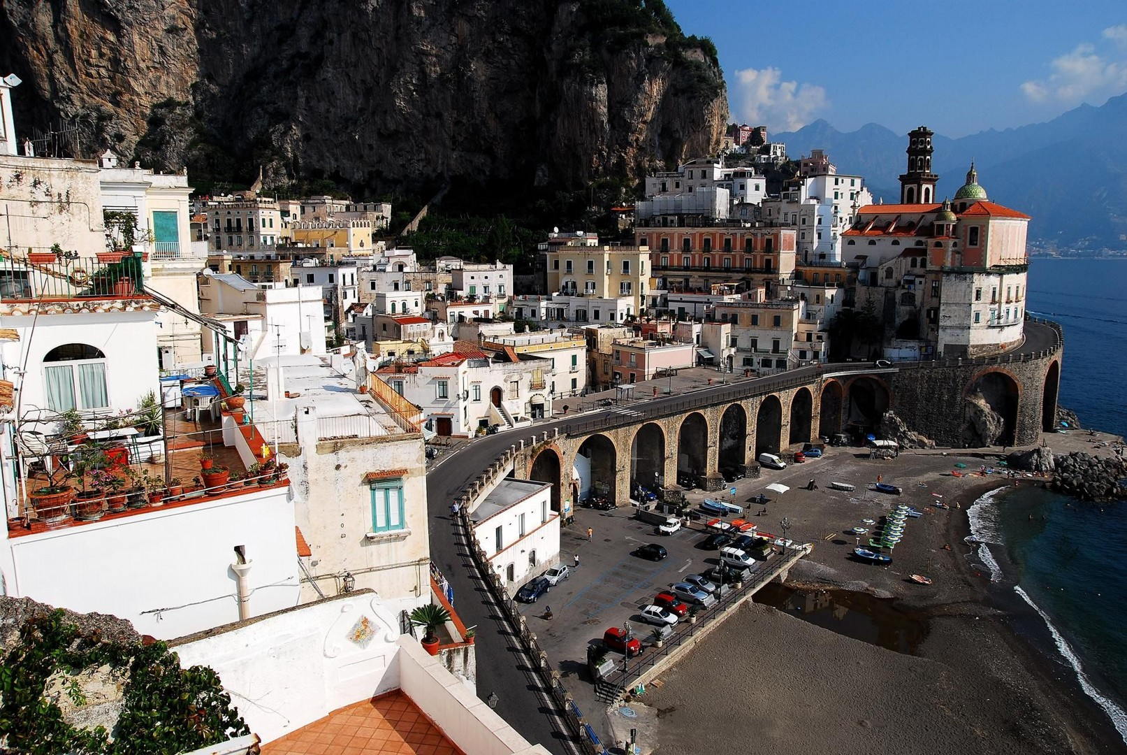 Amalfi05.jpg - Italy - Amalfi Coast Walking - Guided Holiday - Walking